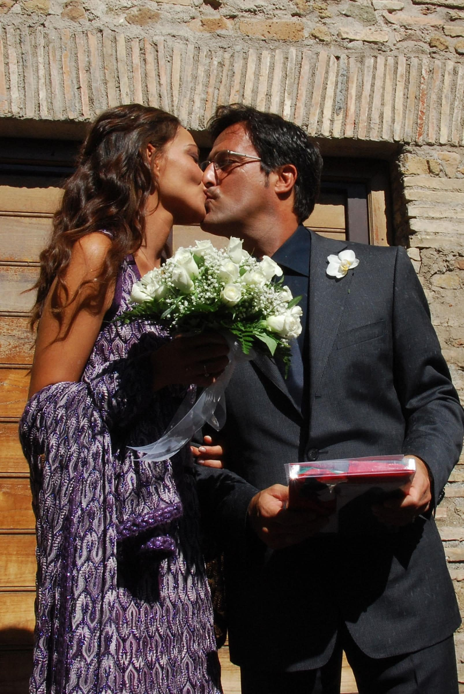 Il matrimonio di Stefania e Marco nel 2007