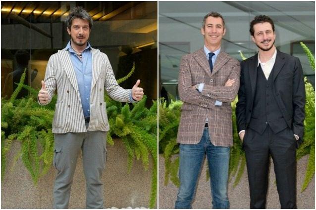 Paolo Ruffini e Luca e Paolo.