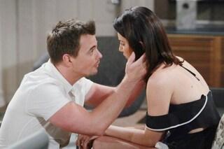 Anticipazioni 'Beautiful', 31 luglio - 4 agosto: Wyatt implora Steffy di non divorziare