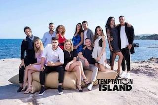 L'ultima puntata di Temptation Island del 31 luglio 2017