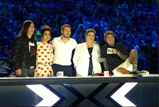 X Factor 2017, assegnate tutte le categorie ai giudici