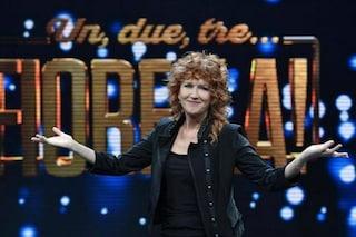Programmi TV di stasera 2 maggio: Un, due, tre...Fiorella! Il meglio di su Rai Uno e Ciao Darwin 8 su Canale 5