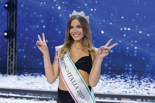"""Intervista a Miss Italia 2017 Alice Rachele Arlanch: """"Vincere è stata una grande sorpresa"""""""