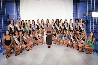 Chi sono le 30 finaliste di Miss Italia 2017