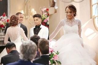 Anticipazioni 'Beautiful', 18 - 23 settembre: Nicole perdona Zende e accetta di sposarlo
