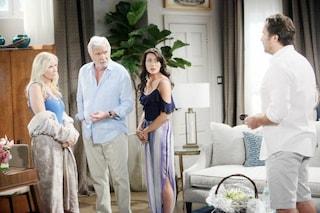 Anticipazioni 'Beautiful', 23 - 28 ottobre: Brooke scopre che Ridge la tradisce e annulla il matrimonio