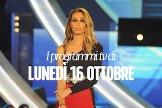 Film e programmi tv di stasera, lunedì 16 ottobre