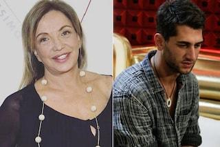 """Simona Izzo: """"A Jeremias Rodriguez perdono tutto, ha grossi problemi personali"""""""