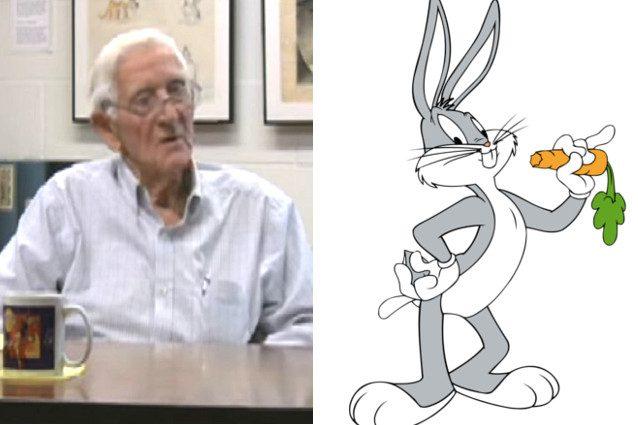 Morto a 99 anni bob givens disegnatore di cartoni animati come bugs