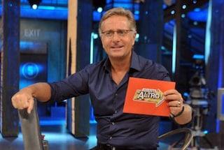 """Mediaset ferma le nuove puntate di Avanti un altro, Paolo Bonolis: """"Perché interromperci?"""""""