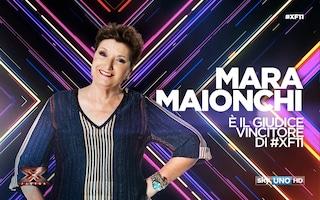 """Mara Maionchi giudice vincitore di X Factor: """"Grazie a chi ha pensato fossi ancora giusta"""""""