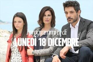Cosa c'è stasera in tv: i film e i programmi di oggi 18 dicembre