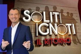 Stasera in TV 23 maggio: Soliti Ignoti Special Vip su Rai Uno e Ciao Darwin 8 su Canale 5