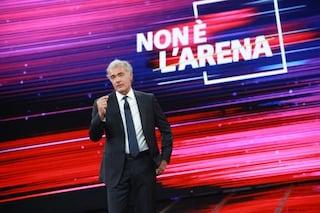"""'Premier non eletto dal popolo', Massimo Giletti chiarisce la gaffe: """"È scelto da giochi di palazzo"""""""