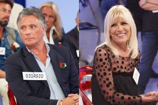 Anticipazioni Trono Over, Gemma Galgani balla con Giorgio Manetti poi lo bacia