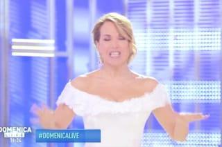 Barbara D'Urso torna regina degli ascolti, battuta Domenica In