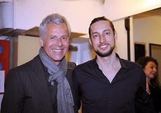 """Giovanni, figlio di Claudio Baglioni: """"Mio padre a Sanremo? Almeno gli ascolti gli hanno dato ragione"""""""