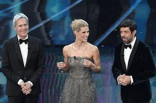 Bene la squadra di Baglioni, la seconda serata di Sanremo 2018 fa 10 milioni di spettatori