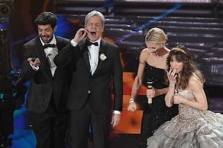 Il gran finale di Sanremo 2018, 12 milioni di spettatori e 58.3% di share