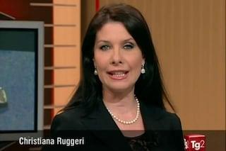 """Giornalista del TG2 minacciata con un coltello, Christiana Ruggeri: """"Vivo nella paura"""""""