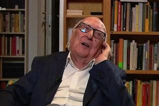 """Andrea Camilleri: """"Mi sono stancato di Montalbano dal secondo romanzo, lui mi ricatta e io ubbidisco"""""""