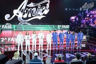 Amici 2018 serale, la quarta puntata del 28 aprile (DIRETTA LIVE)