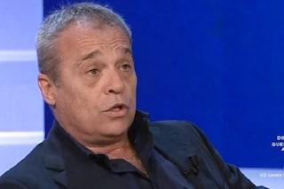 """Claudio Amendola: """"Nel Conte Bis poche donne, ma evita il pericolo di un governo Salvini-Meloni"""""""