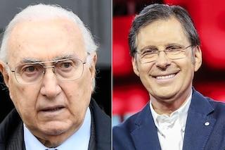 """Pippo Baudo su Fabrizio Frizzi: """"Lo amavo come un figlio, forse doveva riposare di più"""""""