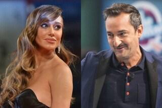 Belén Rodriguez e Nicola Savino volti dei 'Mondiali di calcio Russia 2018' targati Mediaset