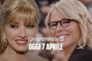 Cosa c'è stasera in tv: i programmi e i film di oggi 7 aprile