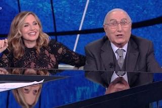 """Pippo Baudo ricorda quando scoprì Lorella Cuccarini: """"Mi piacque anche se non faceva niente"""""""