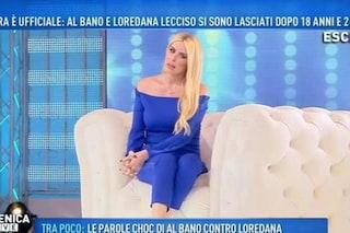 """Loredana Lecciso: """"È finita con Al Bano Carrisi, Romina Power si metta una mano sulla coscienza"""""""