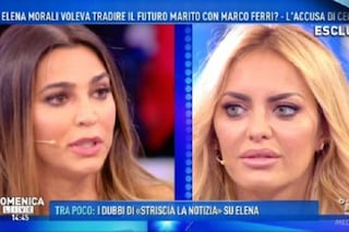 """Scontro tra Elena Morali e Cecilia Capriotti: """"Fatti il cu** invece di sparlare"""", """"Sei una vipera"""""""