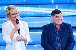 Maradona è meglio 'e Ballando, agli ascolti vince Amici 2018