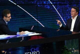 Fabio Fazio vince agli ascolti con Matteo Renzi ospite, deludente il risultato di The Wall