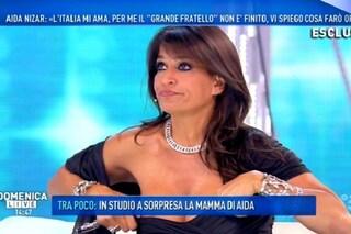 """Grande Fratello 2018: Aida Nizar fuori di seno, accusa Luigi Favoloso: """"Una persona pericolosa"""""""