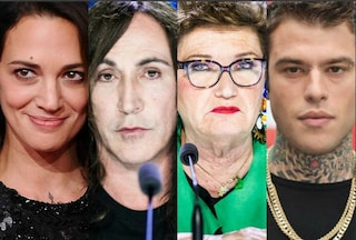 I giudici di X Factor 2018: Asia Argento, Manuel Agnelli, Mara Maionchi e Fedez