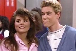 """Bayside School, la rivelazione 30 anni dopo: """"Kelly e Zack si piacevano davvero"""""""