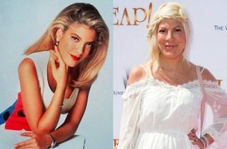 """Buon compleanno a Tori Spelling: Donna di """"Beverly Hills 90210"""" compie 45 anni"""