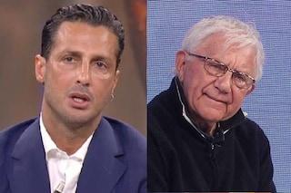 """Fabrizio Corona su don Antonio Mazzi: """"Si fa pubblicità col mio nome, in comunità non l'ho mai visto"""""""