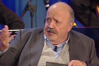 """Maurizio Costanzo: """"Fu Totò Riina a condannarmi a morte. Non so se oggi parlerei ancora di mafia"""""""