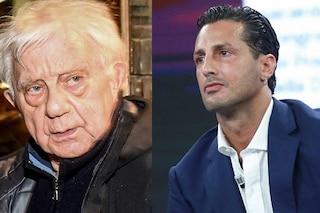 """Don Antonio Mazzi: """"Fabrizio Corona libero grazie a me, quando gli hanno rotto i denti l'ho aiutato"""""""