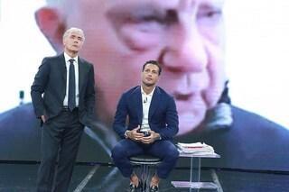 """Don Antonio Mazzi risponde a Fabrizio Corona: """"Ha lacapacità satanicadi manipolare la verità"""""""