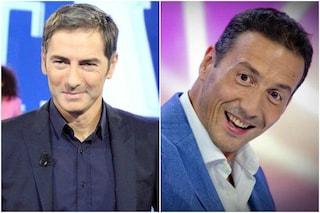 Marco Liorni e Alessandro Greco, i grandi assenti