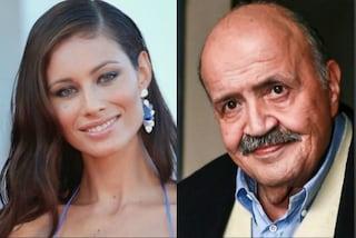 Marica Pellegrinelli debutta in tv, Maurizio Costanzo difende la moglie di Eros dalle malelingue