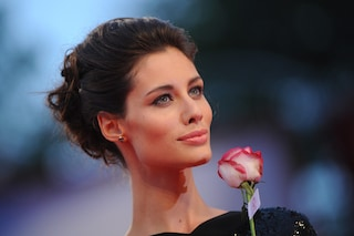 Marica Pellegrinelli debutta in tv ai Wind Music Awards Summer 2018, qui conobbe Eros Ramazzotti