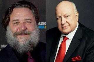 Russell Crowe sarà Roger Ailes, il defunto capo di Fox News Channel accusato di molestie