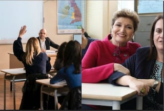 Il Supplente: Roberto Saviano, Mara Maionchi e Enrico Mentana professori a sorpresa su Rai 2