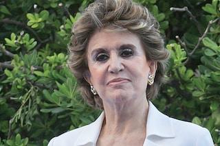 """""""Storie Maledette"""" confermato su Rai 3, Franca Leosini: """"Sto lavorando su casi molto interessanti"""""""