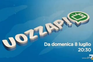 Anche La7 ha il suo Techetechetè, da domenica ecco Uozzap!